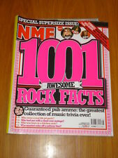NME 2004 SEP 18 KURT COBAIN WHITE STRIPES STROKES OASIS