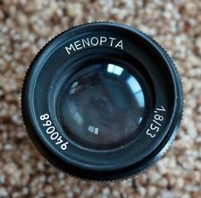 Lens Russian Menopta 1.8/53mm for Contax,  Kiev II  III