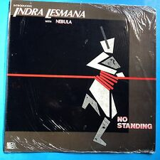 Indura Lesmana W/Nebula-No Standing-1984 Zebra -Mint-/M  FACTORY SEALED-JAZZ