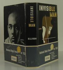 RALPH ELLISON Invisible Man SIGNED FIRST EDITION