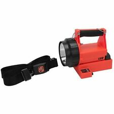 NEW STREAMLIGHT FIRE VULCAN LED W/ CHARGER 44450 ORANGE MADE IN USA - FREE SHIP