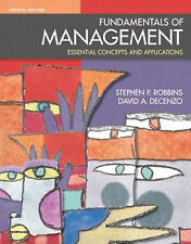 Fundamentals of Management (International Edition), Robbins, Stephen P. & DeCenz