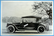 "12 By 18"" Black & White Picture 1920 Pierce Arrow Sport Touring"