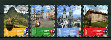 Portugal 2017 MNH Lisbon Ibero-American Capital of Culture 4v Set Tourism Stamps