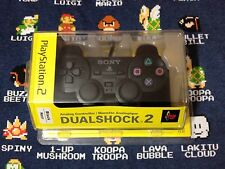 DualShock 2 Controller BRAND NEW SEALED DISCONTINUED  (Sony PlayStation 2, 2010)
