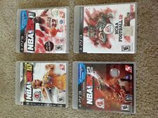 PS3 NBA 2k10, 2k11, 2k12, NCAA Football 12