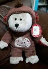 1 Pcs Starbucks Thailand Bearista Bear Year of Monkey 2016 Chinese New Year