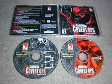 Tom Clancy's Rainbow Six Covert Ops Essentials PC 2 CD-ROMs for Windows 95/98