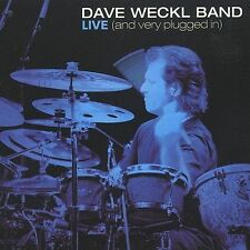 The Dave Weckl Band Live: And Very Plugged In by Dave Weckl (CD, Nov-2003, 2...