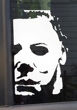Halloween Michael Myers 8 inch tall Vinyl Decal Horror Jason Freddy