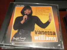 POCKET SONGS KARAOKE DISC PSCDG 1295 VANESSA WILLIAMS CD+G MULTIPLEX