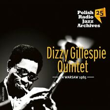 CD DIZZY GILLESPIE QUINTET in Warsaw 1965 Polish Radio Jazz Archives 25