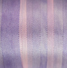 Silk Ribbon for Embroidery 7mm - 3 meters Wisteria
