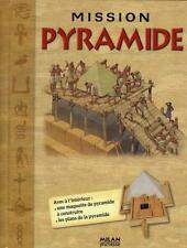 Pyramide Harris  Nicholas   Dennis  Peter Occasion Livre