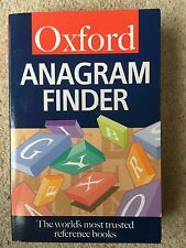 Oxford Anagram Finder by Oxford University Press