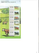 2012  ROYAL MAIL POST AND GO CATTLE SPECIAL PACK
