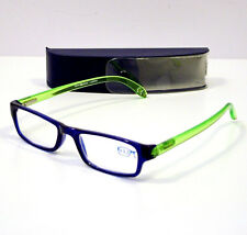 OCCHIALI GRADUATI DA LETTURA PRESBIOPIA LUMINA BLUE/GREEN +3,5 READING GLASSES
