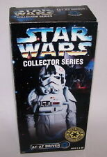 "Star Wars ATAT Driver 12"" Poseable Action Figure Doll NIB Kenner 1996"