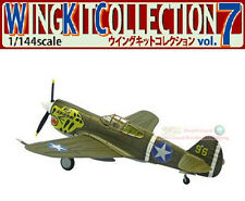 F-Toys P-40E Warhawk US Air Force Fighter Aircraft 1/144 Wing Kit 7 WK7_2B