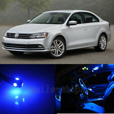 20×Blue Interior LED Light Kit for VOLKSWAGEN JETTA  2010-2016