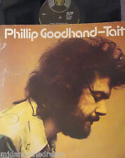PHILLIP GOODHAND TAIT - Self Titled ~ GATEFOLD VINYL LP
