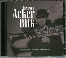THE BEST OF ACKER BILK CD - STRANGER ON THE SHORE, BUONA SERA & MORE