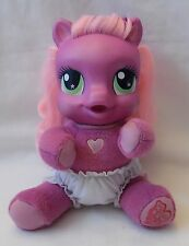 "My Little Pony Talking Newborn Cheerilee 9"" Toy  Hasbro Works"