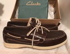 Clarks Coastal Dockers are classic shoes with modern comfort Brown Size 12M