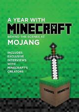 A Year with Minecraft: Behind the Scenes at Mojang, Arnroth, Thomas, New Books