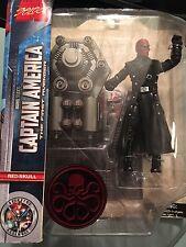 Marvel Select Red Skull Action Figure Captain America First Avenger