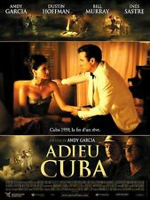 Affiche 40x60cm ADIEU CUBA /THE LOST CITY 2005 Andy Garcia, Dustin Hoffman NEUVE