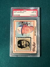 1978 O-Pee-Chee Baseball # 218 Roy Hartsfield PSA 9 Mint