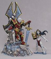 Dragoth the Defiler Undead Lord Reaper Master Series Miniatures D&D RPG Dungeon