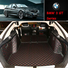 Cargo Trunk Boot Liner Carpet Cover Mat For BMW 3 Series GT 2001-2016 Waterproof