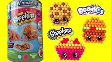 NEW Shopkins Beados I CAN MAKE IT Make Shopkins from Beads  Ready to Play