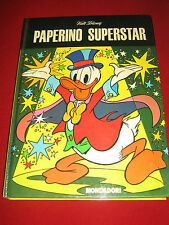 "Walt Disney Prods. ""PAPERINO SUPERSTAR"" - A. Mondadori Editore, 1976"
