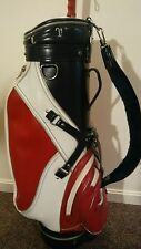 **** NEW**** Daiwa Hi-Trac Cart/Carry Golf Bag never used. Vintage low serial #