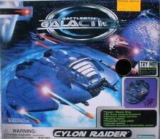 Battlestar Galactica Cylon Raider By Trendmasters 1996 New MIB