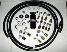 AIR CONDITIONING HOSE KIT,O RING FITTINGS,DRIER & TRINARY SWITCH,GENERAL USE