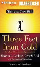 Three Feet from Gold : Turn Your Obstacles into Opportunities 1 by Sharon L....