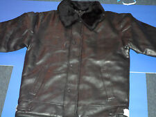 FMX TECH Warm & Waterproof Motorcycle Police Jackets SIZE Xtra Large