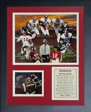 11x14 FRAMED ALABAMA CRIMSON TIDE GREATS JOE NAMATH PAUL BEAR BRYANT 8X10 PHOTO