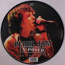 PEARL JAM: X-posed: The Interview LP (10 inch picture disc) Rock & Pop