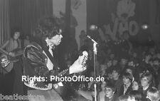 Jimi Hendrix im Star-Club Hamburg 1967 seltenes 30x45cm Konzert Foto Poster