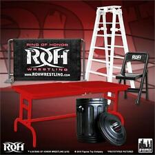Ring of Honor Wrestling Figure Gear Deal 1: Set of 5 Accessories