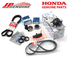 GENUINE HONDA ACURA V6 AISIN WATER PUMP KOYO TENSIONER DRIVE & TIMING BELT KIT