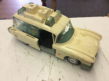 Kenner Real Ghostbusters Ecto 1A Vehicle For Parts/ Repair! Pics!