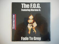 THE F.O.G. feat. MARVINE G. : FADE TO GREY *REMIX visage [NEW FRENCH CD SINGLE]