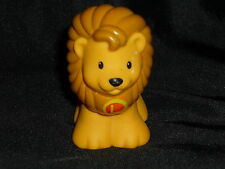 Fisher Price Little People L Lion A-Z Alphabet Zoo Male