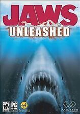 BRAND NEW SEALED PC BOX -- Jaws Unleashed (PC CD-ROM, 2006)